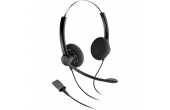 Plantronics SP12-QD/SP-USB гарнитура  в комплекте с USB-адаптером